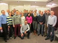 Szkolenie w Poznaniu - zdjęcie grupowe