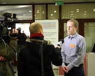 Wywiad dla telewizji ;-)