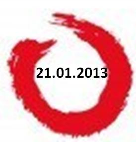 Termin mija 21 stycznia